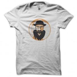Shirt heisenberg oeil de boeuf blanc pour homme et femme