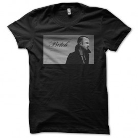 Shirt Breaking Bad Jesse Pinkman bitch noir pour homme et femme