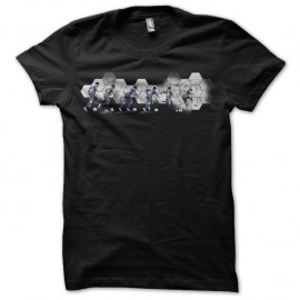 Shirt Lionel Messi noir pour homme et femme