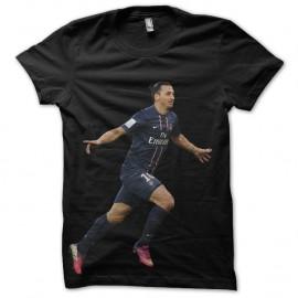 Shirt zlatan ibrahimovic noir pour homme et femme