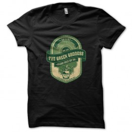 Shirt Brewery Origins the Green goddess pour homme et femme