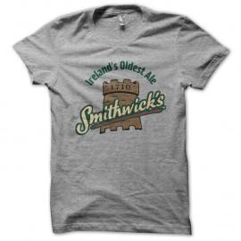 Shirt Smithwick s gris pour homme et femme