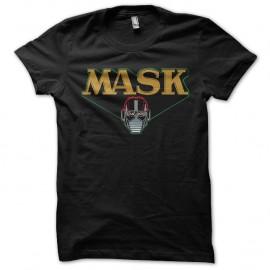 Shirt Mask noir pour homme et femme