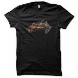 Shirt XS stock light freighter noir pour homme et femme