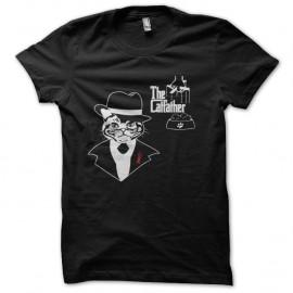 Shirt the Catfather noir pour homme et femme