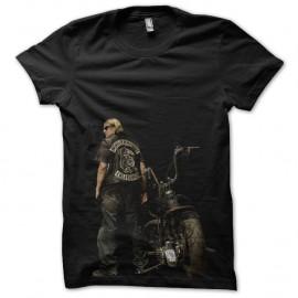 Shirt jax teller sons of anarchy noir pour homme et femme