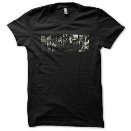 Shirt Sons Of Anarchy affiche noir pour homme et femme