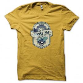 Shirt Brewery Origins jaune pour homme et femme