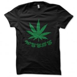 Shirt weeds noir pour homme et femme