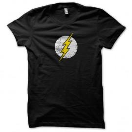 Shirt Flash Classique Vintage Noir pour homme et femme