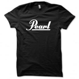 Shirt Pearl batterie classique Blanc/Noir pour homme et femme