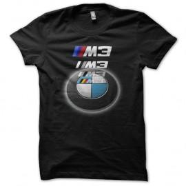 Shirt 3M3 noir pour homme et femme