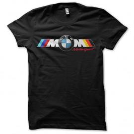Shirt M Mirror Motorpsort noir pour homme et femme