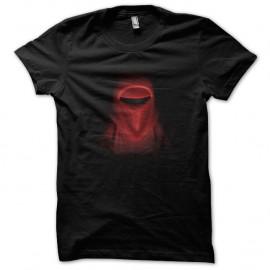 Shirt SW Imperial Guard Red noir pour homme et femme