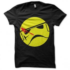 Shirt dark side noir pour homme et femme