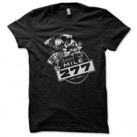 Shirt mile 277 noir pour homme et femme