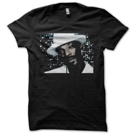Shirt snoop dogg noir pour homme et femme