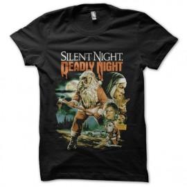 Silent Night Deadly Night noir pour homme et femme