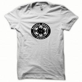 Shirt chasseur de prime noir/blanc pour homme et femme