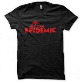 Shirt dead island epidemic noir pour homme et femme