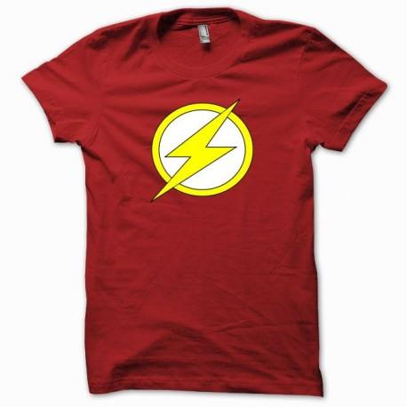 Shirt Flash gordon rouge pour homme et femme