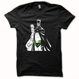 Shirt Breaking bad version parodique batman Heisenberg blanc/noir pour homme et femme