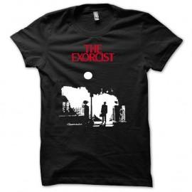 Shirt l'exorciste blanc/noir pour homme et femme