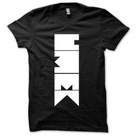 Shirt Dj UMEK blanc/noir pour homme et femme