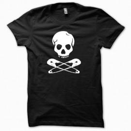 Shirt Punk parodie jackass the best noir pour homme et femme