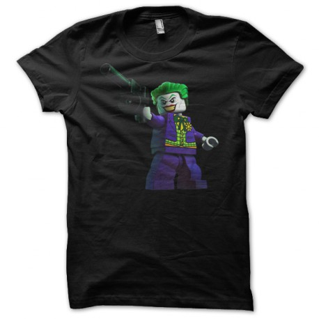 Shirt Joker Lego noir pour homme et femme