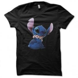 Shirt stitch noir pour homme et femme