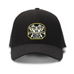 casquette Chivas regal spéciale spéciale brodée de couleur noire