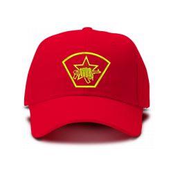 casquette C.C.C.P KALASHNIKOV brodée de couleur rouge