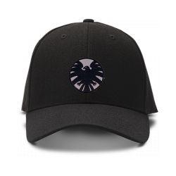 casquette AVENGERS brodée de couleur noire