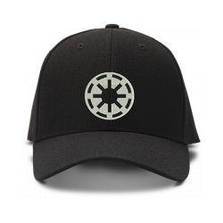 casquette EMPIRE LOGO STAR WARS brodée de couleur noire