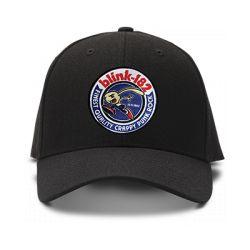 casquette BLINK-182 brodée de couleur noire