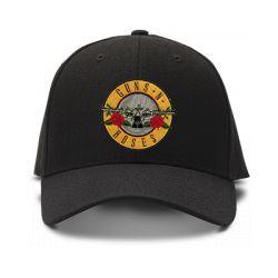 casquette GUNS N ROSES ORIGINAL brodée de couleur noire