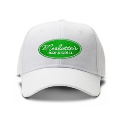 casquette merlotte's true blood blanche