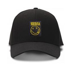casquette nirvana originale noire