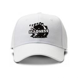 casquette madness ska blanche