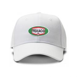 casquette TEXACO blanche