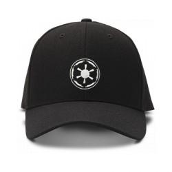 casquette new logo star wars noire