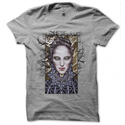 shirt penny dreadful mixte gris