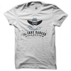 Shirt lone ranger cavalier vengeur blanc mixte