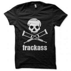Shirt frackass le dézapping noir pour homme et femme