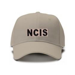 casquette NCIS beige