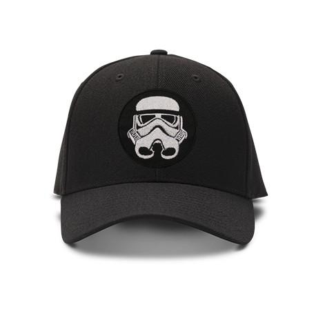 casquette stormtroopers noire