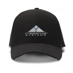 casquette cyberdyne de couleur noire