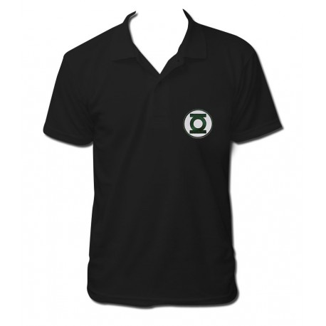 Polo green lantern noir