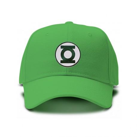 casquette green lantern couleur verte